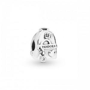 Charm mochila en plata de primera ley 797859CZ - 2393823