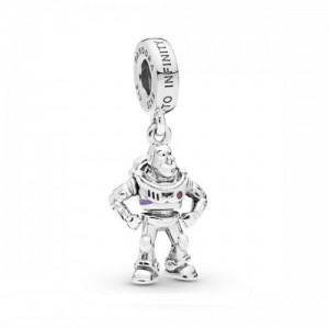 Charm colgante en plata de ley Buzz Lightyear 798042CZR - 798042CZR