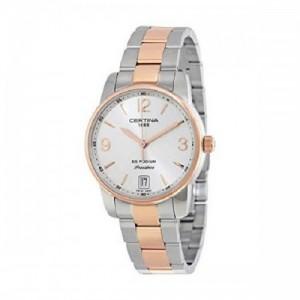 CERTINA DS Podium Silver Dial Reloj bicolor para mujer C034.210.22.037.00 - 3590473