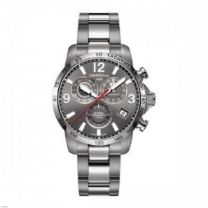 DS Podium Titanium Chronograph Grey Dial Reloj para hombres - 3590527