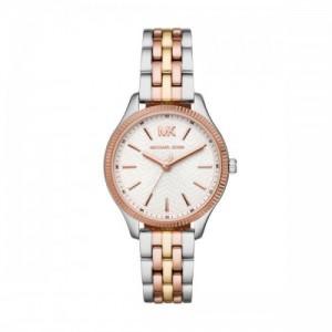 Reloj de mujer Michael Kors Leington MK6642 de acero tricolor - 2830490