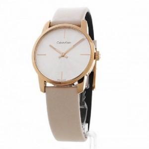 Reloj para Mujer Calvin Klein City Rosa K2G236X6  - 1661328