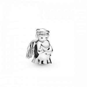 Charm en plata de ley Ángel del Amor - 2394051