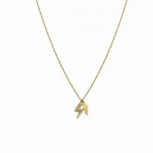 POWER / NECKLACE / GOLD - 0190476
