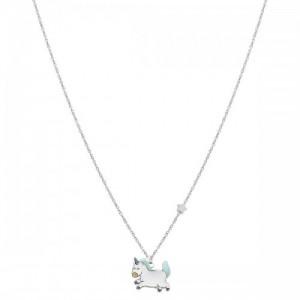Collar Bijoux Mr. Wonderful Plateado WJ20300 - 0190484