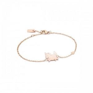 Pulsera Bijoux Mr. Wonderful Rosa WJ30206 - 0190503