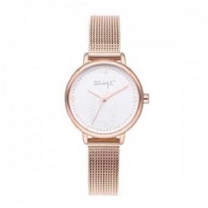 Reloj Mr. Wonderful WR15001 Mujer Esfera Blanca Metal - 0190515