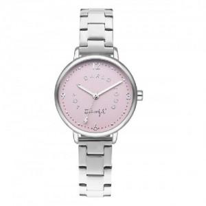 Reloj Mr. Wonderful WR15100 Mujer Esfera Rosa Metal - 0190516