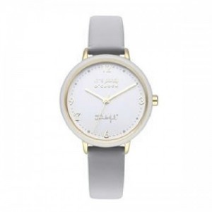 Reloj Mr. Wonderful WR20400 Mujer Esfera Plateada Metal - 0190521