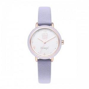 Reloj Mr. Wonderful WR25300 Mujer Esfera Plateada Metal - 0190524