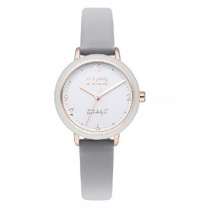 Reloj Mr. Wonderful WR25400 Mujer Esfera Plateada Metal - 0190525