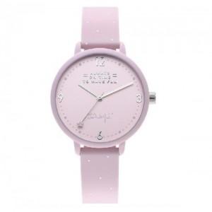 Reloj Mr. Wonderful WR30100 Mujer Esfera Rosa Metal - 0190526