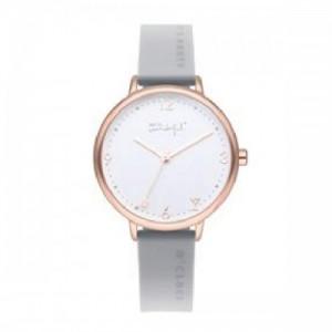 Reloj Mr. Wonderful WR40400 Mujer Esfera Gris Metal - 0190535