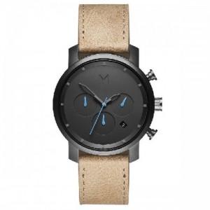 Reloj MVMT MC02-GML Hombre Esfera Negra Acero - MC02-GML