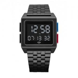 adidas Archive_M1 - Reloj de 36 mm, Color Negro, Rojo, Azul Z013042-00