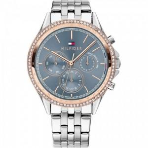 Reloj Mujer Tommy Hilfiger 1781976 multifunción de acero