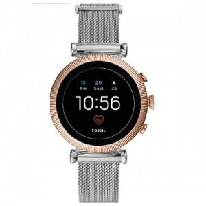 Reloj inteligente Gen 4 Sloan HR de malla de acero inoxidable - 1101618